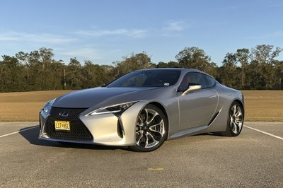 Why The Lexus LC500 Isn't Perfect - image 767626