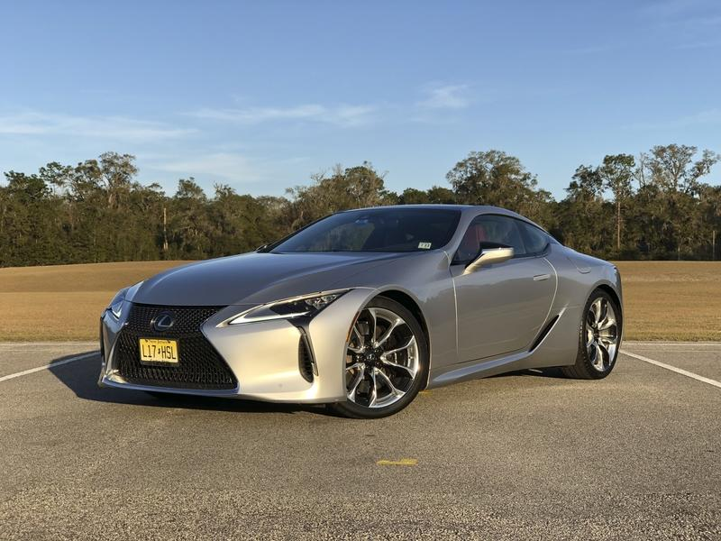 What It's Like to Daily Drive the Lexus LC500 Exterior - image 767626