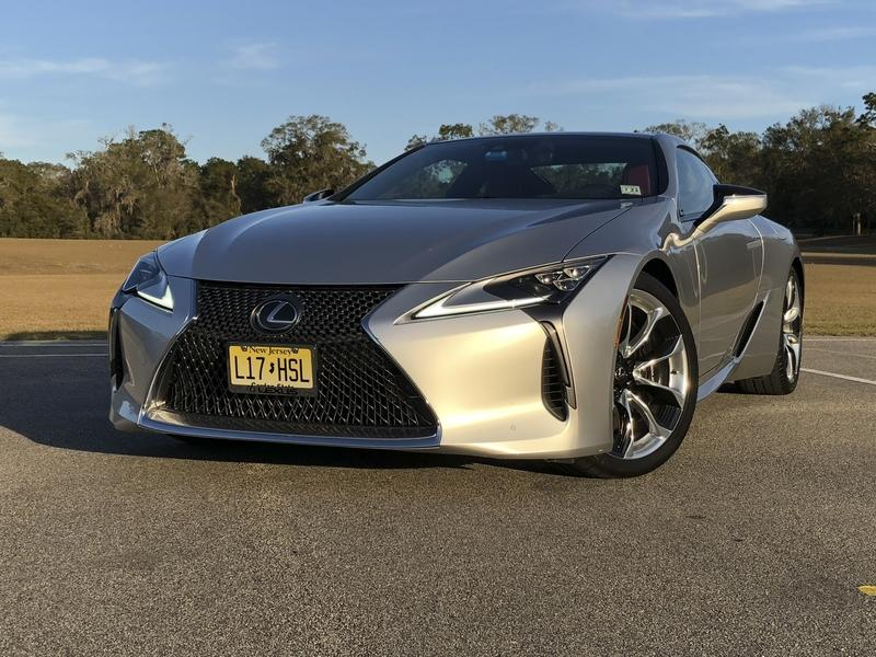 What It's Like to Daily Drive the Lexus LC500 Exterior - image 767627