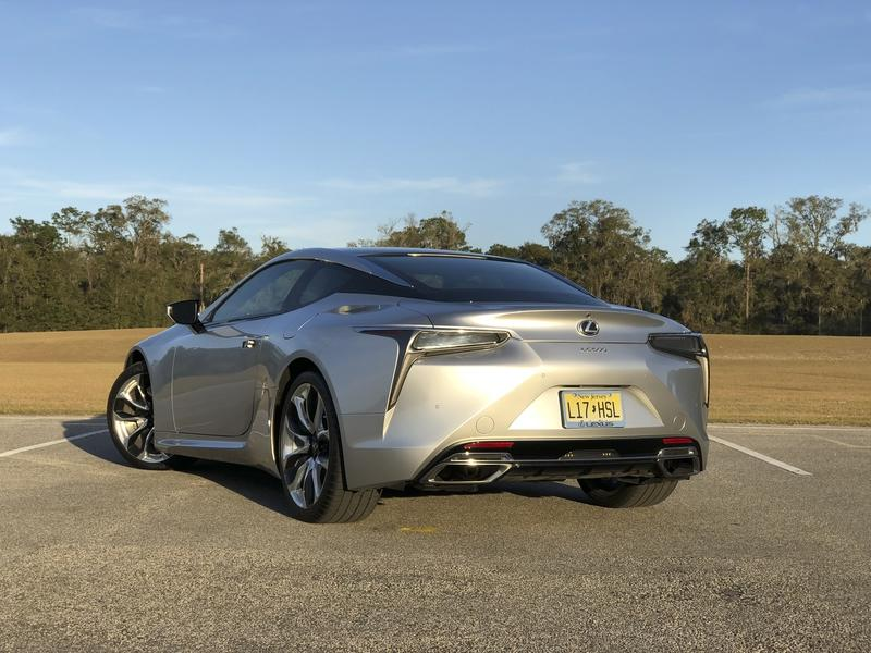 What It's Like to Daily Drive the Lexus LC500 - image 767629