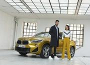 Like the BMW X2? Well You Can Get a Matching Sneaker Too - image 770335