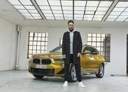 Like the BMW X2? Well You Can Get a Matching Sneaker Too - image 770336
