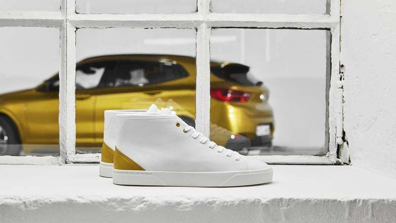 Like the BMW X2? Well You Can Get a Matching Sneaker Too