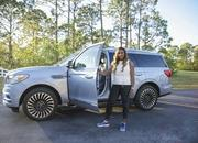 Lincoln Partners with Serena Williams in 2018 Navigator's New Ad Campaign - image 769416