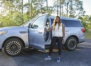 Lincoln Partners with Serena Williams in 2018 Navigator's New Ad Campaign - image 769417