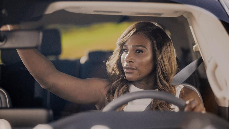 Lincoln Partners with Serena Williams in 2018 Navigator's New Ad Campaign