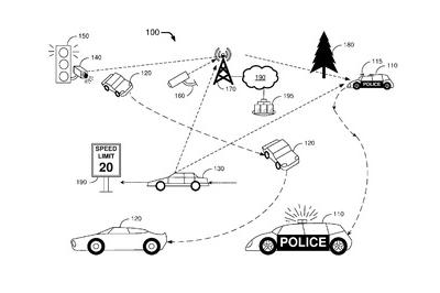 Lord Help US - Ford Wants to Put Ticket-Serving Autonomous Police Cars on the Road - image 765045