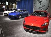 Maserati's Chicago Booth Is as Boring as it Gets - image 766538