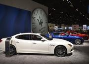 Maserati's Chicago Booth Is as Boring as it Gets - image 766543