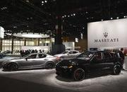 Maserati's Chicago Booth Is as Boring as it Gets - image 766544