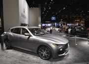 Maserati's Chicago Booth Is as Boring as it Gets - image 766539