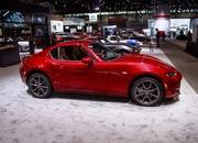 Mazda MX-5 Miata RF Gets an Update For The 2018MY - image 766784