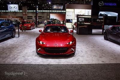 Mazda MX-5 Miata RF Gets an Update For The 2018MY - image 766790