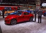 Mazda MX-5 Miata RF Gets an Update For The 2018MY - image 766791