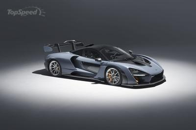 McLaren's Future Ultimate Series Cars Will Get Proper Names; Super and Sports Series Will Continue Numerical Legacy