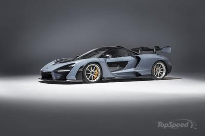 McLaren's Future Ultimate Series Cars Will Get Proper Names; Super and Sports Series Will Continue Numerical Legacy - image 765826
