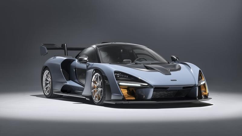 McLaren Senna Is Quicker than P1, Generates Incredible Downforce