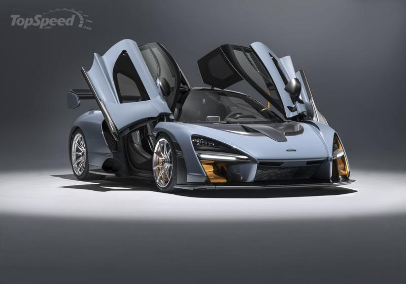 The Entire McLaren Lineup Will Be Hybrid by 2024 - Here's What It Means