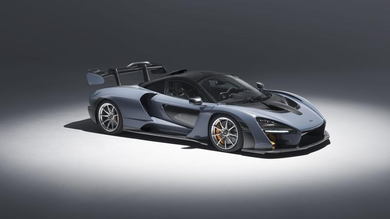 McLaren Senna to Race at Le Mans in a Couple of Years