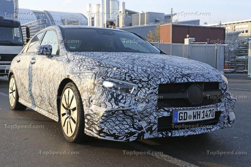 Mercedes-AMG Will Take on the Audi S3 with a 300-Horsepower A35 Hatchback