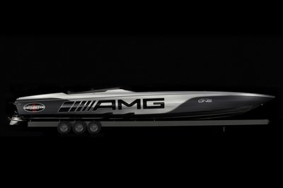 Mercedes-AMG and Cigarette Racing Teamed up Again to Bring us the 515 Project ONE - image 768811