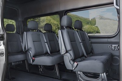 2018 Mercedes-Benz Sprinter - image 765647