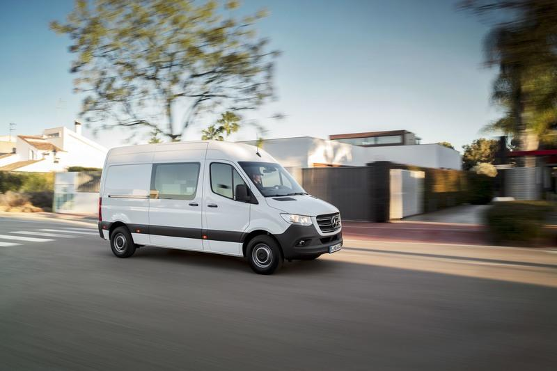 2018 Mercedes-Benz Sprinter