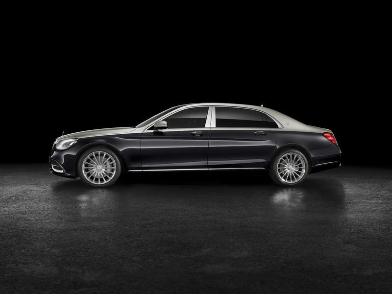2019 Mercedes-Maybach S-Class Exterior - image 767736