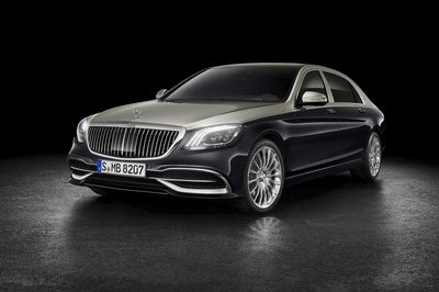 2019 Mercedes-Maybach S-Class - image 767737