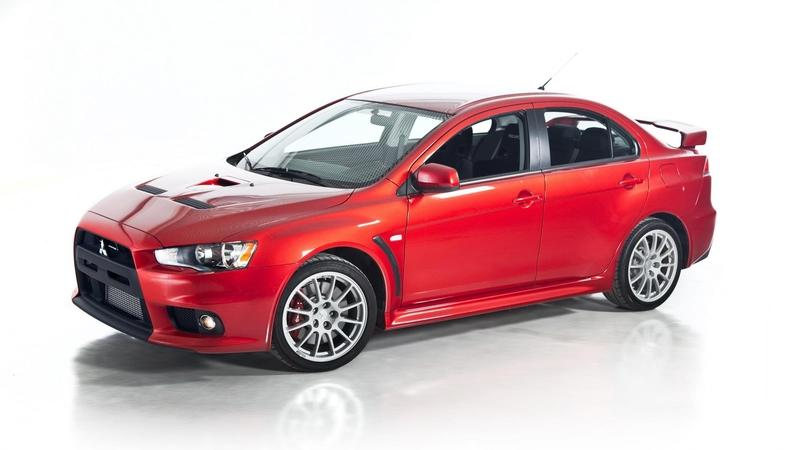 Mitsubishi Has all But Comfirmed that it Will Slander the EVO Name by Plastering it on an SUV