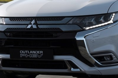 Mitsubishi to Showcase New Outlander PHEV in Geneva with Better Tech, Revised Looks - image 770695