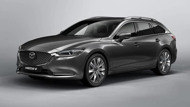 New Mazda6 Tourer Heading To The Geneva Auto Show! Exterior - image 765687