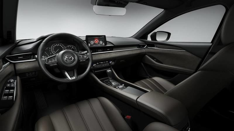 New Mazda6 Tourer Heading To The Geneva Auto Show! Interior - image 765686