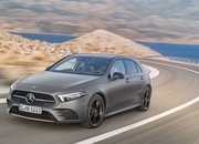 New Mercedes A-Class Hatchback Not Coming to the U.S.; You can Buy it in Canada though - image 765522