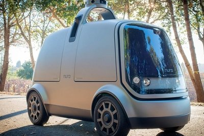 New Startup, Nuro, Debuts Fully Autonomous Delivery Vehicle - image 764403