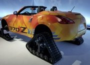 The Nissan 370Kzi Is a V-6-powered Snowmobile You can't Buy - image 766321