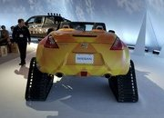 The Nissan 370Kzi Is a V-6-powered Snowmobile You can't Buy - image 766323