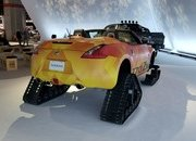 The Nissan 370Kzi Is a V-6-powered Snowmobile You can't Buy - image 766324