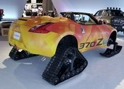 The Nissan 370Kzi Is a V-6-powered Snowmobile You can't Buy - image 766325