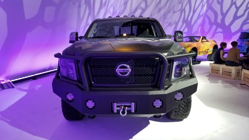Nissan Debuts Suspension Lift Kit for Titan & Titan XD