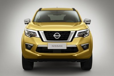 Nissan Officially Teases Terra SUV Ahead of Beijing Debut - image 770426
