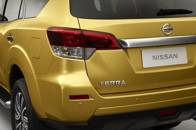 Nissan Officially Teases Terra SUV Ahead of Beijing Debut - image 770427