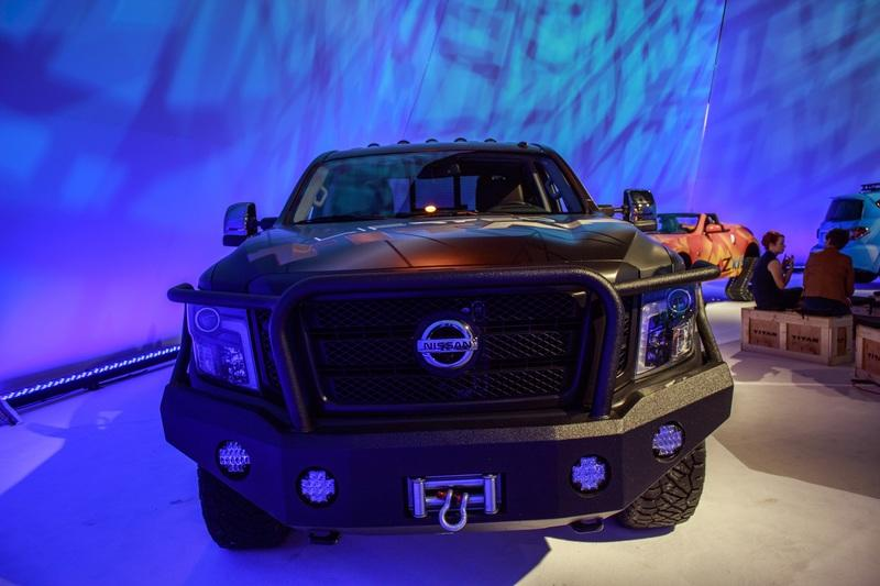 Nissan TITAN and TITAN XD Get a New Lift Kit From Icon Vehicle Dynamics