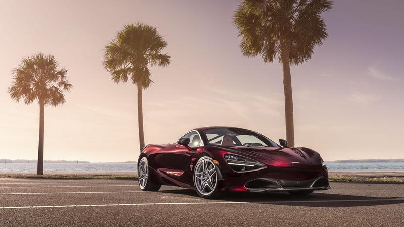 One-Off McLaren 720S By MSO Raises $650,000 For Children's Charity