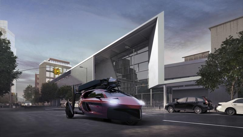 PAL-V Liberty, The World's First Road- And Air-Legal Car, Is Headed To The Geneva Motor Show Exterior - image 765701
