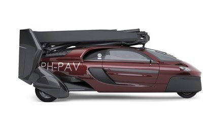 PAL-V Liberty, The World's First Road- And Air-Legal Car, Is Headed To The Geneva Motor Show - image 765694