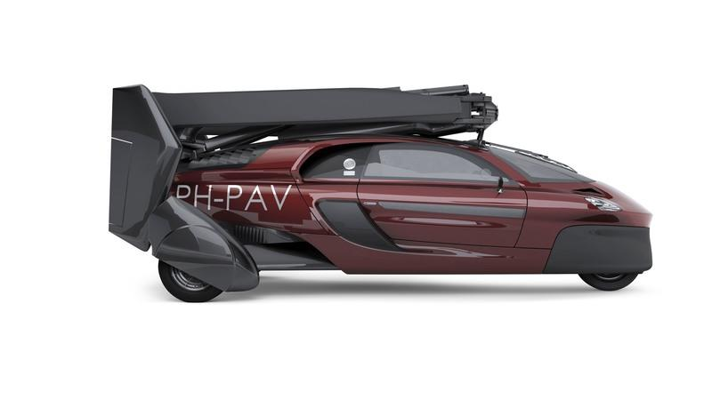 PAL-V Liberty, The World's First Road- And Air-Legal Car, Is Headed To The Geneva Motor Show Exterior - image 765694