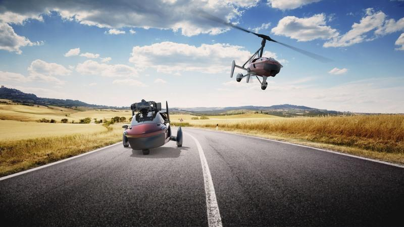 PAL-V Liberty, The World's First Road- And Air-Legal Car, Is Headed To The Geneva Motor Show Exterior - image 765697