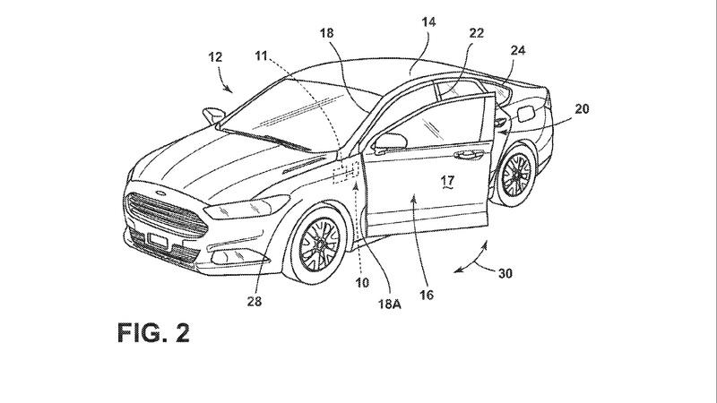 Patent Watch: Ford Aims to Complicate Cars Further with Voice Activated Door Openers
