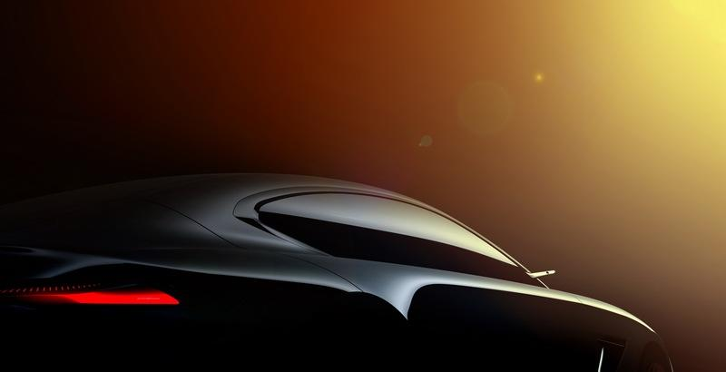 Pininfarina Teases Electric HK GT Concept For The Geneva Motor Show